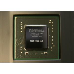 Nowy chip BGA NVIDIA G86-603-A2 DC 2010 Klasa A
