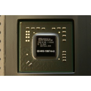Nowy chip BGA NVIDIA QD-NVS-110MT-N-A3 2011 Klasa A