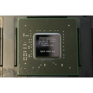 Nowy chip BGA NVIDIA G84-600-A2  128Bit  DC 2007+ Klasa A